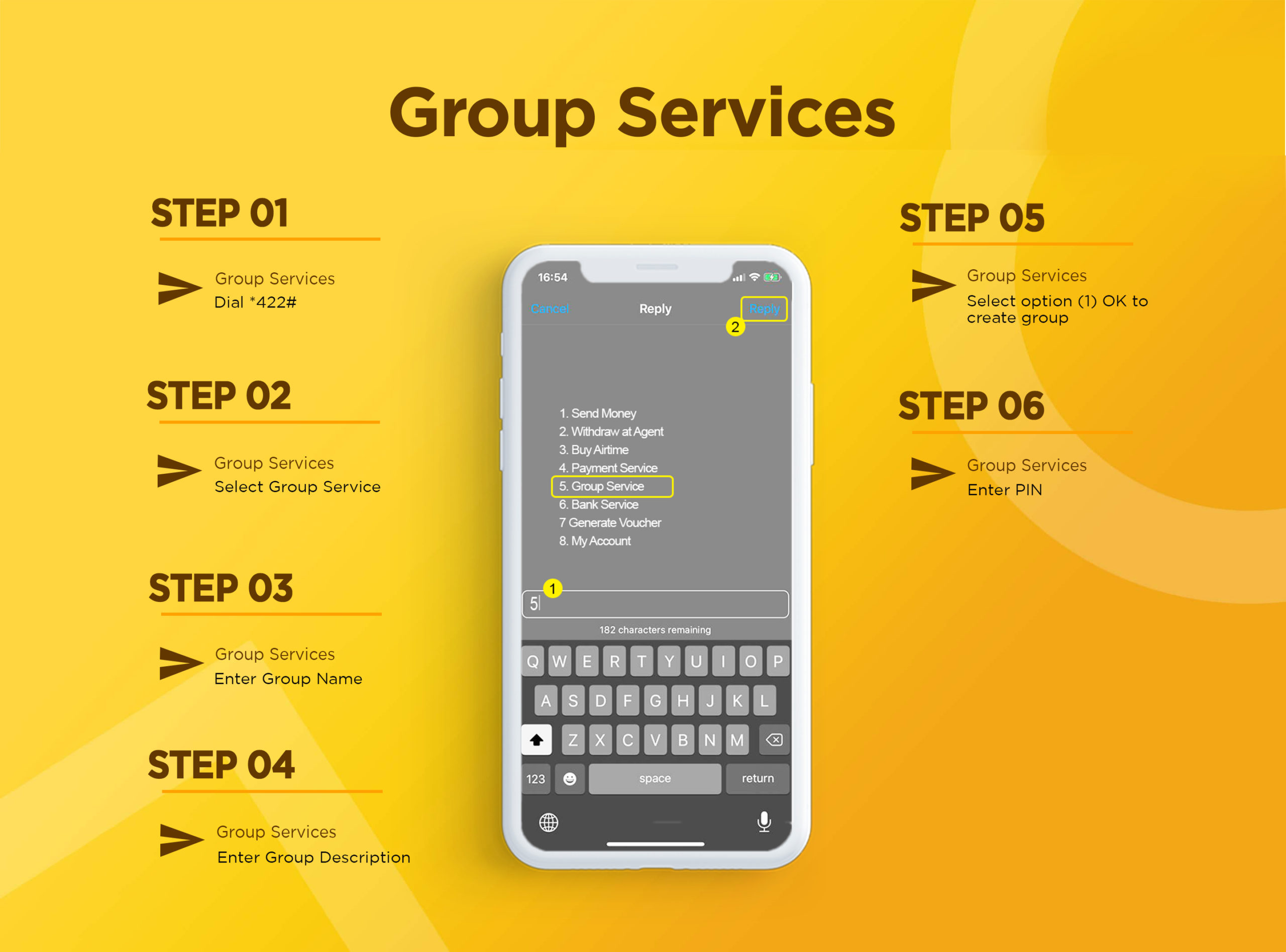 G-Money Group Services