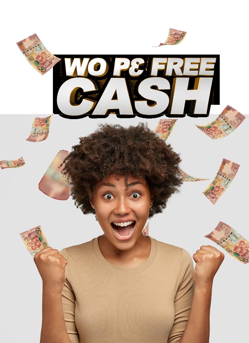 Gye wo Free Cash Gmoney